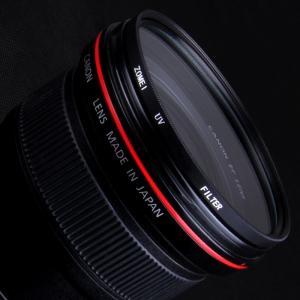 「Zomei」 カメレンズ用プロテクター 紫外線カット(UV)フィルター ドイツSCHOTTガラス使用  レンズ保護、紫外線吸収用(40.5~58mm)[517-0034]|washodo