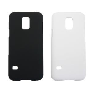 サムスン Samsung Galaxy S5 mini  磨き砂面 携帯用ケース スマートフォン保護カバー 2色「521-0039」