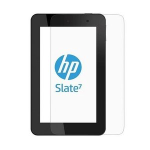 HP Slate 7専用 指紋防止 気泡が消える液晶保護フィルム 光沢タイプ クリアーシール「532-0001-01」 washodo