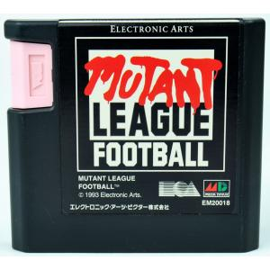 MD ミュータントリーグ フットボール ソフトのみ メガドライブ 中古 MUTANT LEAGUE FOOTBALL|wasou-marron