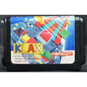 【中古】 MD クラックス ソフトのみ メガドライブ KLAX|wasou-marron