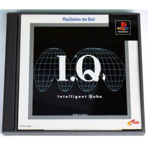 PS I.Q IntelligentQube THE BEST ケース・説明書付 中古 IQ|wasou-marron
