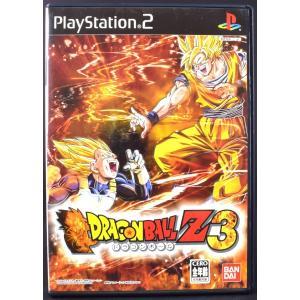 PS2 ドラゴンボールZ3 ケース・説明書付 プレステ2 ソフト 中古|wasou-marron