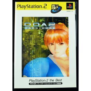 【中古】 PS2 DOA2 HARD・CORE PS2 the Best ケース・説明書付 プレステ2 ソフト デッドオアアライブ2ハードコア|wasou-marron