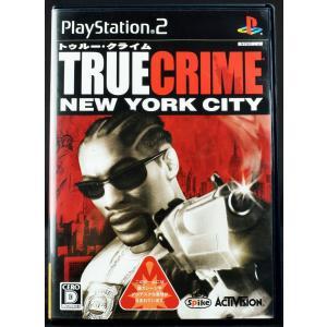 【中古】 PS2 トゥルークライム ニューヨークシティ ケース・説明書付 プレステ2 ソフト|wasou-marron