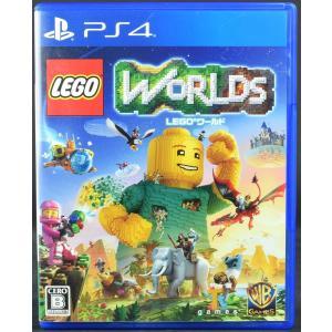 【中古】 PS4 LEGOワールド 目指せマスタービルダー プレステ4 ソフト wasou-marron