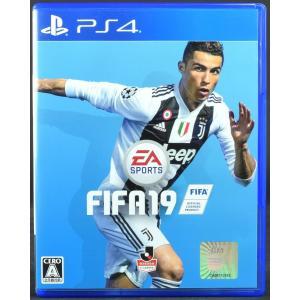 【中古】 PS4 FIFA 19 プレステ4 ソフト wasou-marron