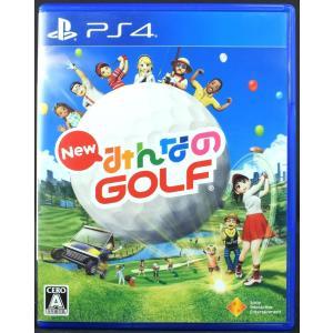 【中古】 PS4 New みんなのGOLF プレステ4 ソフト みんなのゴルフ wasou-marron