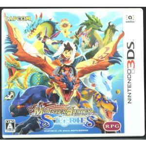 3DS モンスターハンター ストーリーズ ソフト・ケース NINTENDO3DS 中古|wasou-marron