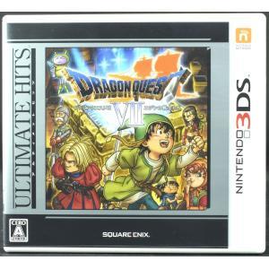 【中古】3DS ドラゴンクエスト7 エデンの戦士たち 廉価版 ソフト・ケース  NINTENDO3D...