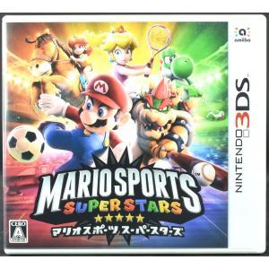 【中古】3DS マリオスポーツ スーパースターズ ソフト・ケース  NINTENDO3DS|wasou-marron