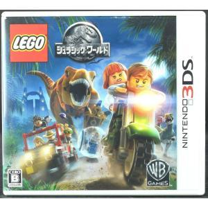 【中古】3DS LEGO ジュラシック・ワールド ソフト・ケース  NINTENDO3DS