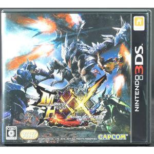 【中古】3DS モンスターハンターダブルクロス ソフト・ケース  NINTENDO3DS|wasou-marron