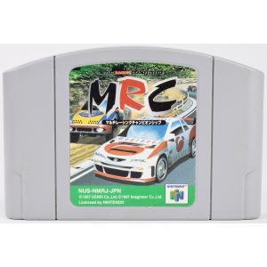 N64 マルチレーシングチャンピオンシップ ソフト ニンテンドー64 中古|wasou-marron
