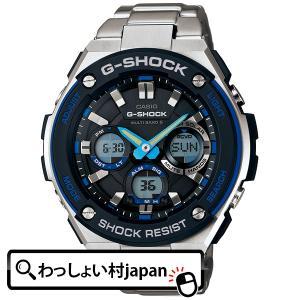 Gショック GST-W100D-1A2JF G-STEEL Gスチール CASIO カシオ G-SHOCK Gショック