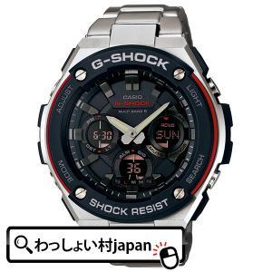 Gショック GST-W100D-1A4JF G-STEEL Gスチール CASIO カシオ G-SHOCK Gショック