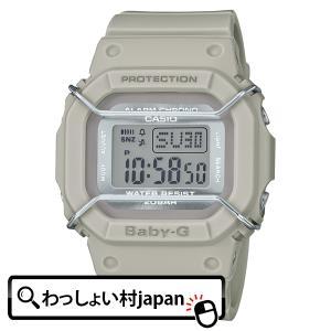 BGD-501UM-8JF ベビーG BABY-G カシオ CASIO ミリタリーカラー レディース 腕時計 ELバックライト
