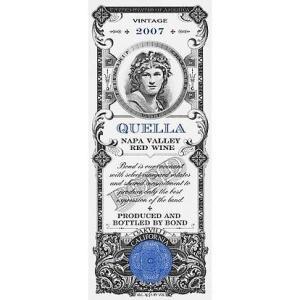 (正規品) ボンド クェラ (2010) クエラ 赤ワイン wassys