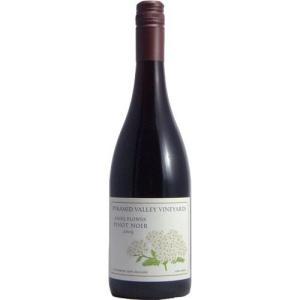 送料無料 ピラミッドヴァレーヴィンヤーズ エンジェル フラワー ピノノワール (2009) 赤ワイン|wassys