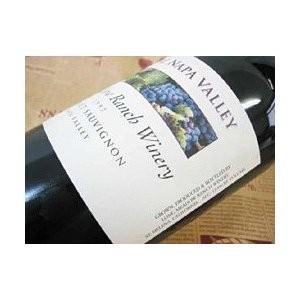 ロング メドゥ ランチ カベルネソーヴィニヨン オークションラベル (1997)  赤ワイン wassys