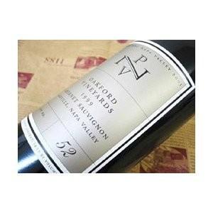 オークフォード ヴィンヤード カベルネソーヴィニヨン (1999) オークションラベル 赤ワイン wassys
