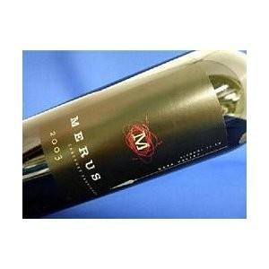 (ポイント6倍 9月30日13時まで) メーラス カベルネソーヴィニヨン (2003) Merus Cabernet Sauvignon (2003) 赤ワイン|wassys