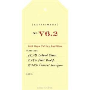 オーヴィッド エクスペリメント ブイ6.2. (2012)  Ovid Experiment V6.2. (2012) 赤ワイン|wassys