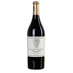 キャプサンディ ラプソーディア ステートレーン ヴィンヤード ヨントヴィル (2013) 赤ワイン|wassys
