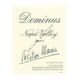 (正規品) ドミナス (2011) Dominus (2011) 赤ワイン wassys