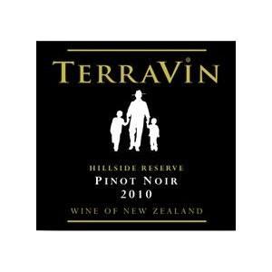 テラヴァン ワインズ ヒルサイドリザーヴ ピノノワール (2011) Terra Vin Wines Hill Side Reserve Pinot Noir (2011) 赤ワイン wassys