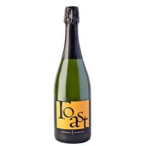 ジャム セラーズ トースト スパークリング NV JaM Cellars Toast Sparkling NV 白ワイン wassys