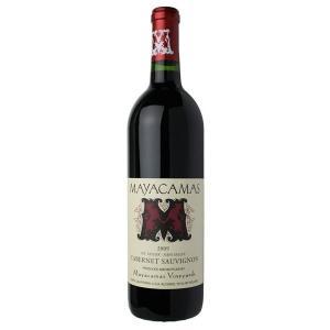 ■マヤカマス ヴィンヤーズ カベルネソーヴィニヨン マウント ヴィーダー ナパ ヴァレー (2010) 赤ワイン wassys