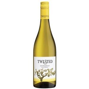 ■ツイステッド シャルドネ カリフォルニアNV  750ml  Twisted Chardonnay California NV 白ワイン|wassys