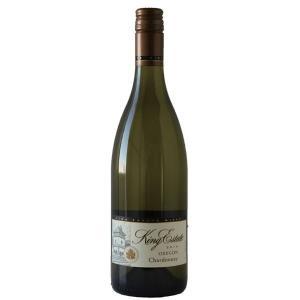 キング エステート シャルドネ (2014) King Estate Chardonnay (2014) 白ワイン|wassys