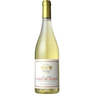 ■ゴネ ペール エ フィス コート デュ ローヌ 白 ラ ジュリア (2015) 白ワイン wassys