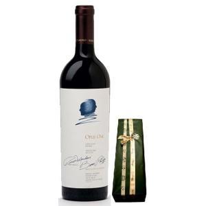 オーパスワン 2013 ギフトボックス入り 赤ワイン|wassys