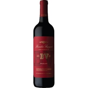 ボーリュー ヴィンヤード プレステージ メルロー (2015) 赤 750ml  BEAULIEU VINEYARD Prestige Merlot (2015) 赤ワイン wassys