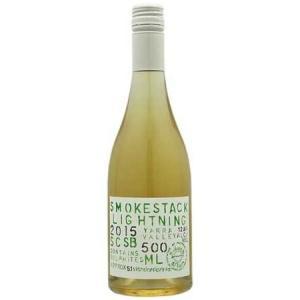 アルフィオン スモークスタック ライトニング スキンコンタクト ソーヴィニヨン ブラン (2016) 500ml 白ワイン|wassys