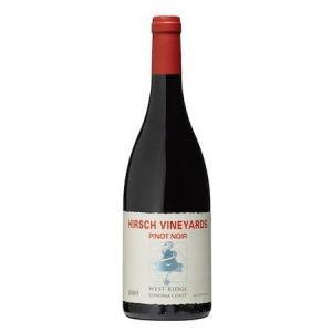 ハーシュ ヴィンヤーズ ウエスト リッジ ピノノワール (2013) Hirsch Vineyards West Ridge Pinot Noir (2013) 赤ワイン|wassys