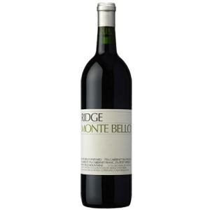 (ポイント6倍 9月30日13時まで) 正規品 リッジ モンテベロ 2009 赤ワイン|wassys