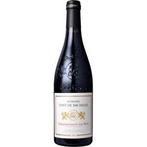 ■ドメーヌ フォン ド ミッシェル シャトーヌフ デュ パプ キュヴェ トラディション 赤 (2015) 赤ワイン|wassys