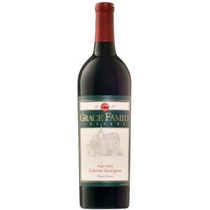 グレースファミリーヴィンヤーズ カベルネソーヴィニヨン (2012) GRACE FAMILY VINEYARDS Cabernet Sauvignon Estate (2012) 赤ワイン|wassys