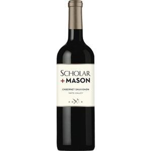 ■スカラー メイソン ナパ ヴァレー カベルネ ソーヴィニヨン (2015) 750ml 赤ワイン|wassys