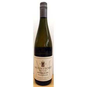 送料無料 マウント フォード エステイト オマージュ シングル ヴィンヤード (2012) 白ワイン|wassys