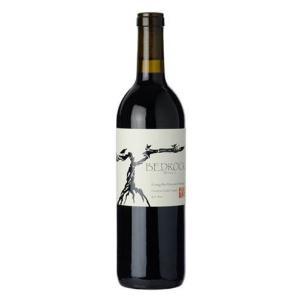(ポイント6倍 9月30日13時まで) ベッドロック エヴァンジェーロ ヴィンヤード レッドワイン (2016) 赤ワイン|wassys