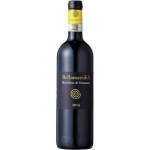 ■ポッジョ アルジェンティエラ ベッラマルシリア モレッリーノ ディ スカンサーノ (2015) 赤ワイン|wassys