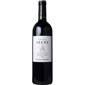 ■CH.アルセ (2014) 赤 750ml  Chateau Alcee (2014) 赤ワイン|wassys