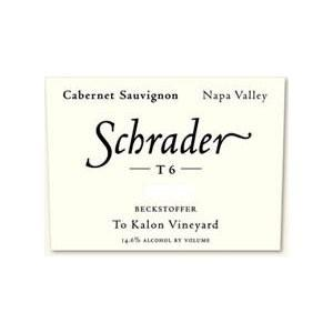 シュレーダー セラーズ T6 カベルネソーヴィニヨン (2008) シュレイダー 赤ワイン wassys