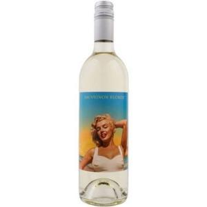 (ポイント6倍 9月30日13時まで) マリリン ソーヴィニヨン ブロンド 2015 マリリン モンロー 白ワイン|wassys