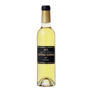 ■ CH.ギロー ハーフ 2011 375ml 白ワイン|wassys